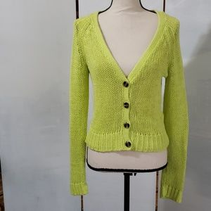 American Eagle ladies button down sweater